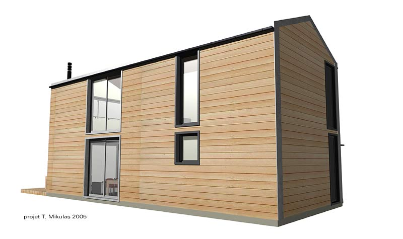 Maison bois evolutive obtenez des id es de for Architecture evolutive